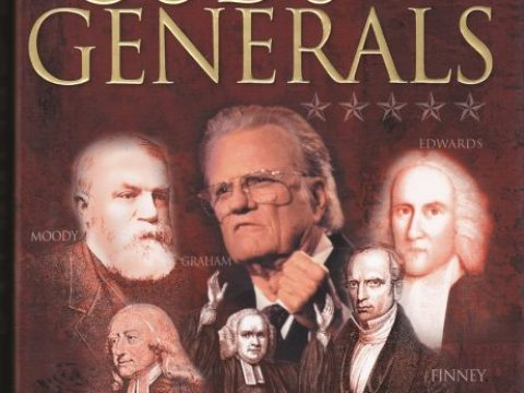 God's Generals the Revivalists by Roberts Liardon