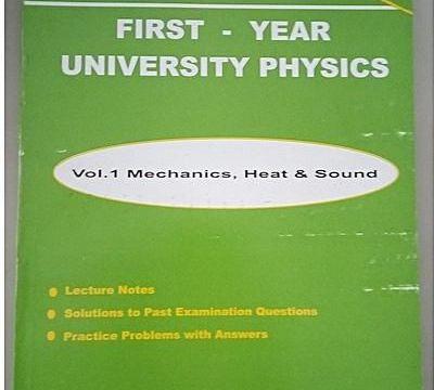 Lamlad's Physics vol 1 – First Year University Physics