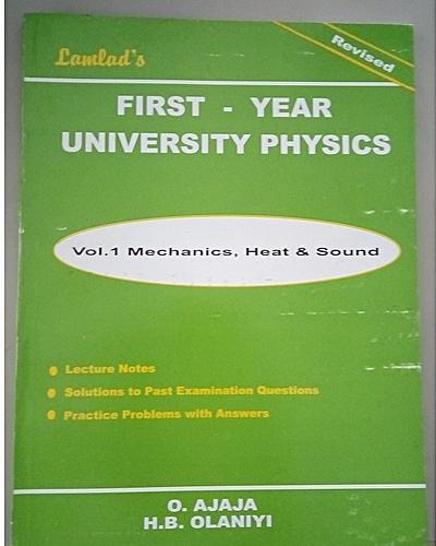 Lamlad's Physics vol 1