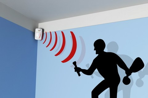 Research – Motion Detector Security System for Indoor Geolocation