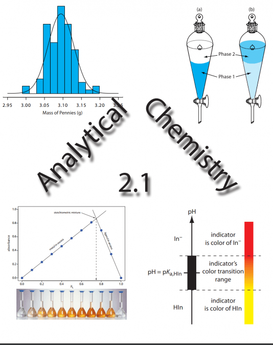 Download Analytical Chemistry 2.1 by David Harvey