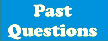 ICPC Past Questions