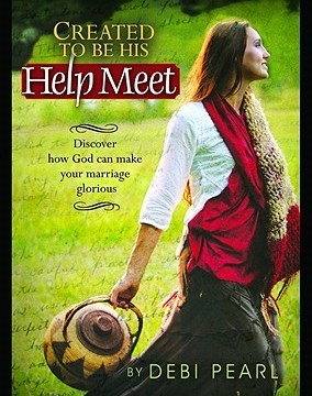 Created To Be His Help Meet By Debi Pearl