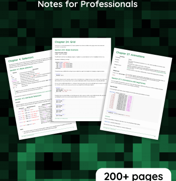 DOWNLOAD CSS NOTES FOR PROFESSIONALS