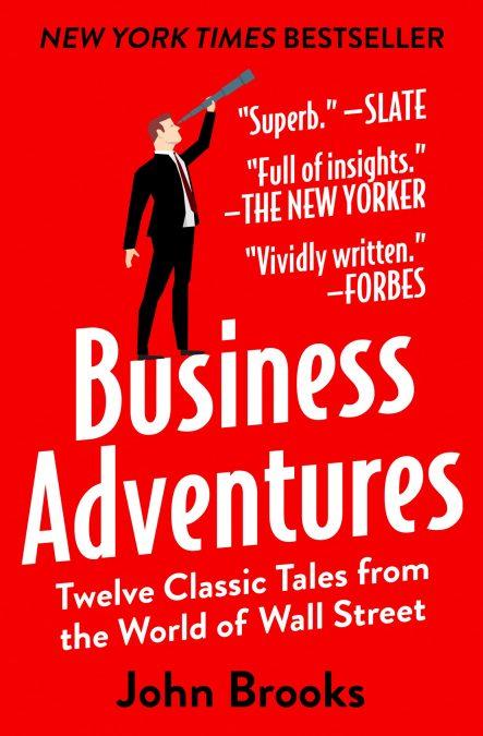 John brooks business adventures pdf