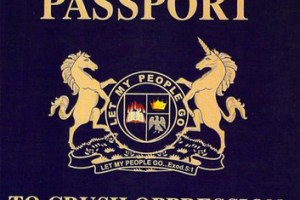 Prayer Passport To Crush Oppression