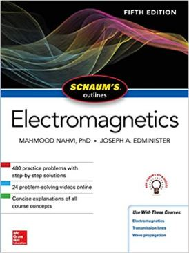 Schaums Outline of Electromagnetics
