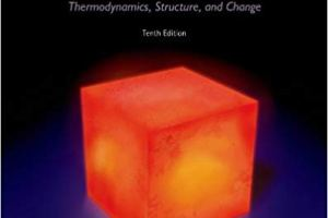 Physical Chemistry Thermodynamics Structure and Change Tenth Edition pdf