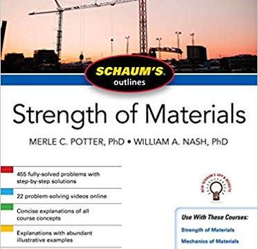 Schaums Outline of Strength of Materials Seventh Edition