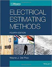 Electrical Estimating Methods by Del Pico PDF