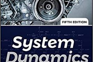System Dynamics Modeling, Simulation, and Control of Mechatronic Systems pdf