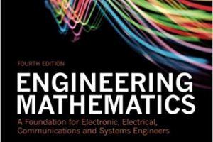 Engineering Mathematics by Anthony Croft 4th Edition pdf