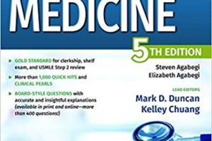 Step-Up to Medicine 5th Edition PDF