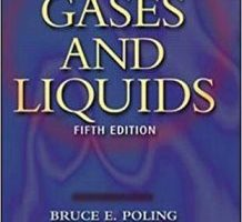The Properties of Gases and Liquids by Bruce E. Poling PDF