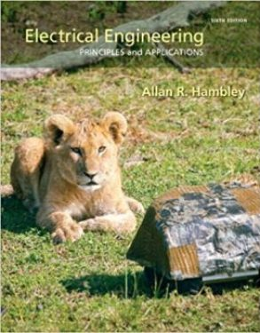 Electrical Engineering: Principles & Applications PDF