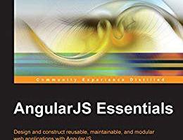AngularJS Essentials by Rodrigo Branas PDF