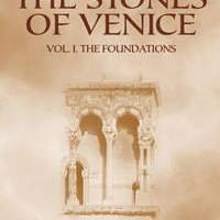 The Stones Of Venice by John Ruskin PDF
