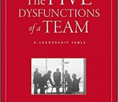 The Five Dysfunctions of a Team by Patrick Lencioni pdf