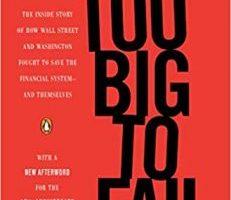 Too Big to Fail pdf
