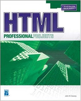 HTML Professional Projects PDF