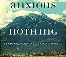 Anxious for Nothing PDF
