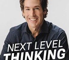 Next Level Thinking by Joel Osteen PDF