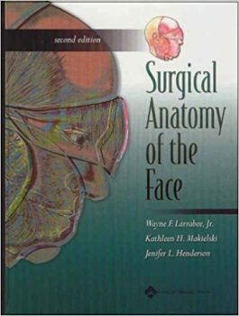 Surgical Anatomy of the Face PDF