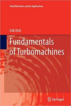 Fundamentals of Turbomachines by Erik Dick PDF