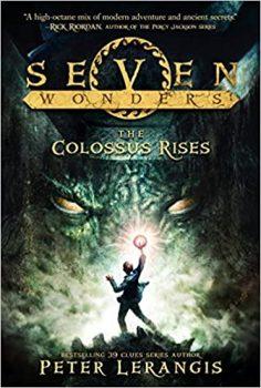 The Colossus Rises by Peter Lerangis PDF