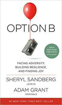 Option B by Sheryl Sandberg PDF