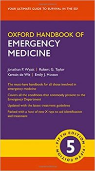 Oxford Handbook of Emergency Medicine 5th Edition PDF
