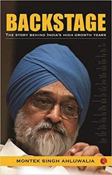 BACKSTAGE by Montek Singh Ahluwalia PDF