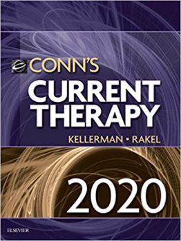 Conn's Current Therapy 2020 PDF