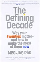 The Defining Decade by Meg Jay PDF