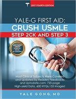 Yale-G First Aid Crush USMLE Step 2 CK & Step 3 PDF