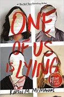One of Us is Lying by McManus Karen M