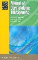 Manual of Dermatologic Therapeutics with Essentials of Diagnosis PDF
