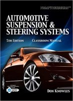 Today's Technician: Automotive Suspension & Steering Systems PDF