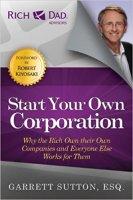 Start Your Own Corporation by Garrett Sutton ePub