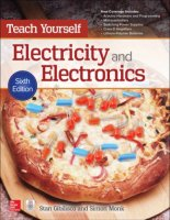 Teach Yourself Electricity and Electronics 6th Edition PDF
