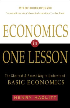 Economics in One Lesson by Henry Hazlitt PDF