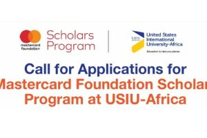 Fully-Funded Mastercard Foundation Scholars Program 2021