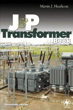 The J and P Transformer Book 13th Edition PDF