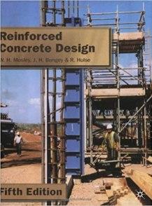 Reinforced Concrete Design by W. H. Mosley PDF