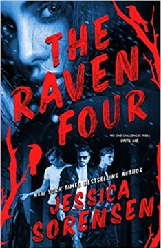 The Raven Four by Jessica Sorensen ePub