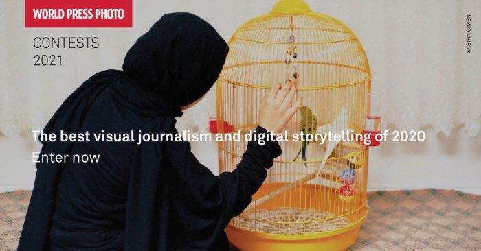 World Press Photo Digital Storytelling Contest 2021