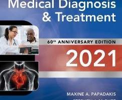 CURRENT Medical Diagnosis & Treatment 2021 PDF
