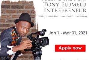 Tony Elumelu Foundation (TEF) Entrepreneurship Programme 2021 for African Entrepreneurs