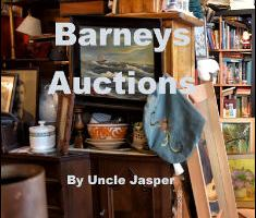 Barneys Auctions By Uncle Jasper