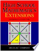 High School Mathematics Extensions By Zhuo Jia Dai, Martin Warmer, Tom Lam